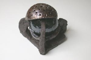 untitled, ceramic with glazes, 2006