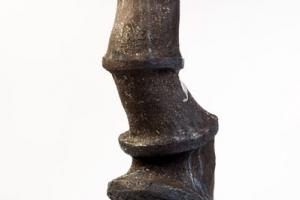 Periscope, ceramic & glass, 75 X 26 X 27 cm, 2006