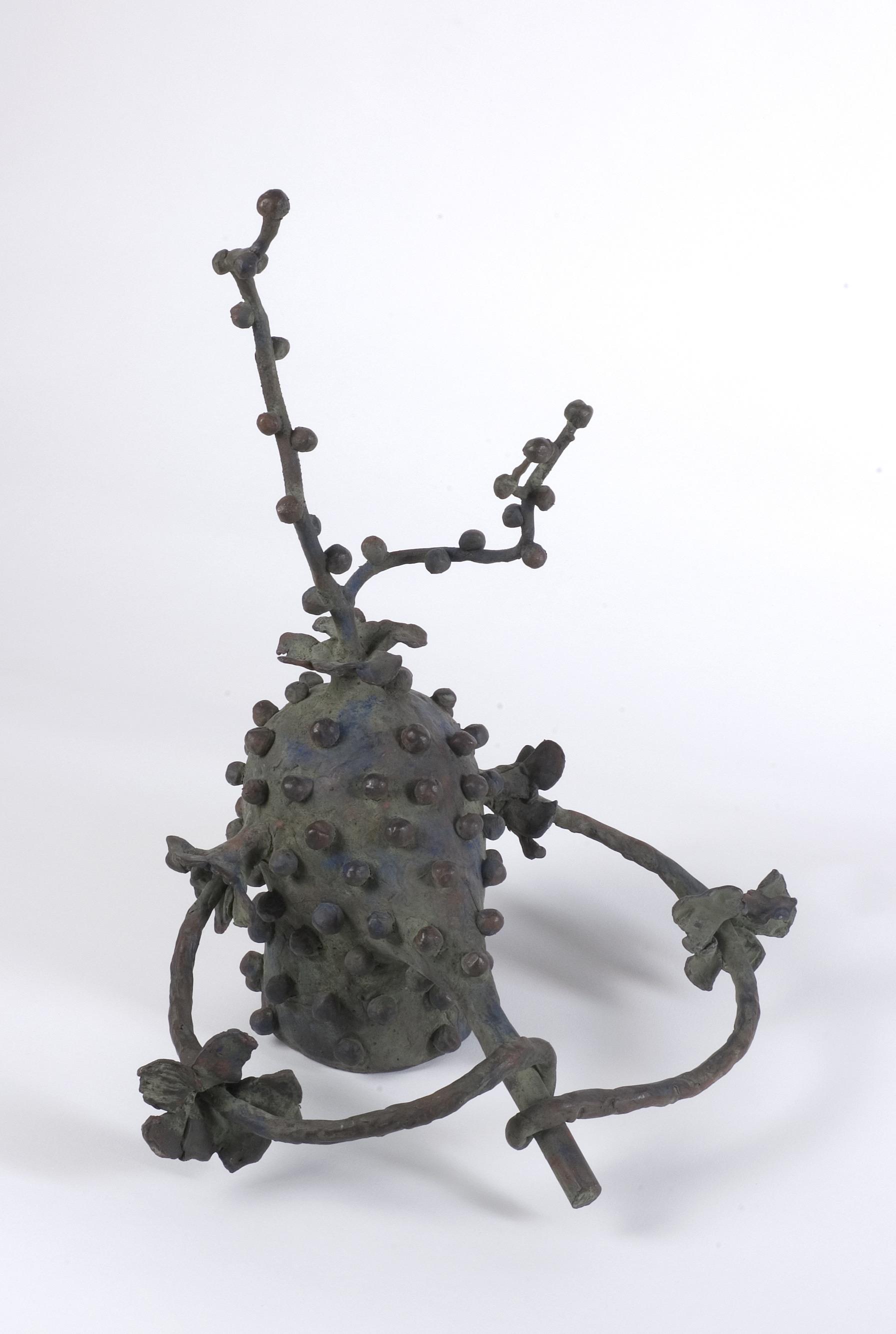 maquette for 'Satyr', bronze (unique cast), 47 X 38 X 30 cm, 2007