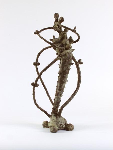 Arcadia, bronze (unique cast), 53 X 30 X 24 cm, 2001