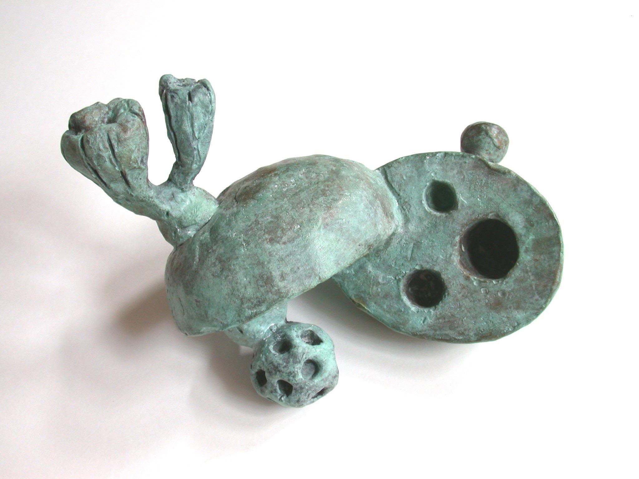 Cupid Germ, bronze (edition of 5), 2002