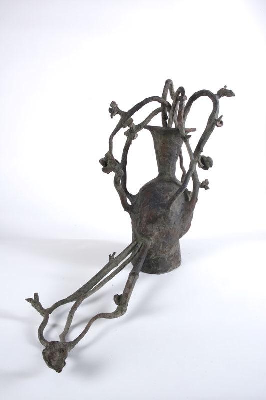 Source, bronze (unique cast), 45 X 31 X 61 cm, 2007