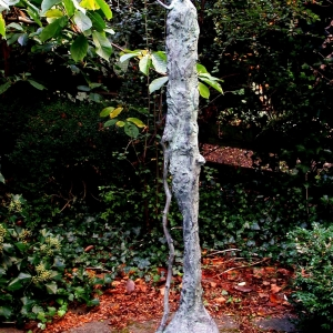 The King of Shadow, bronze (edition of 4), 180 X 45 X 45 cm, 2006