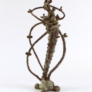 Arcadia, bronze (unique cast), 53 X 30 X 24 cm, 2001