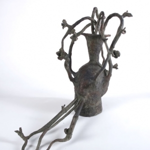 Source, bronze (unique cast), 45 X 31 X 61 cm, 2007