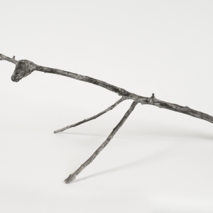Unicorn, bronze (edition of 4), 42 X 55 X 112 cm, 2010