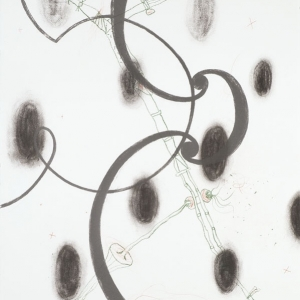 'Arcadia' series, silkscreen, 76.5 X 57.5 cm, edition 25, 2006