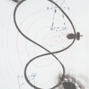 'Arcadia' series, silkscreen, 76.5 X 57.5 cm, edition 25, 2006